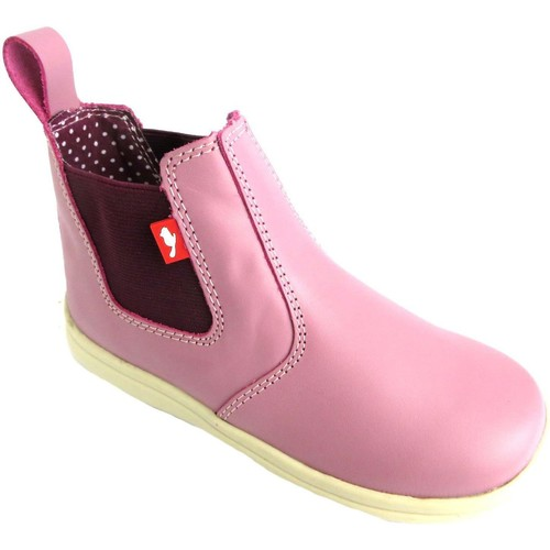 Shoes Girl Hi top trainers Chipmunks Callie Pink