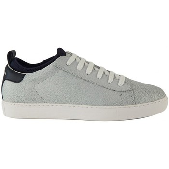 Armani  Jeans  ARMANI JEANS  SNEAKER  WHITE  mens Shoes (Trainers) in multicolour