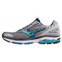 Rugby shoes Mizuno Wave Rider 19 Light Grey/Blue Mens
