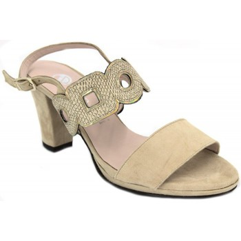 Shoes Women Sandals Dansi 5603 BEIGE