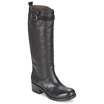 Shoes Women High boots Now PRINCE Black