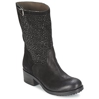 Shoes Women Mid boots Now DIOLA Black