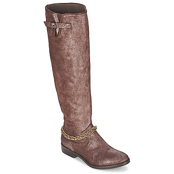 Shoes Women High boots Now JUBILEE BEIGE