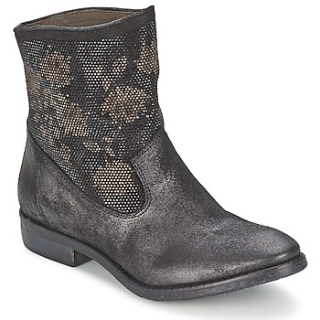 Shoes Women Mid boots Now FALI Black