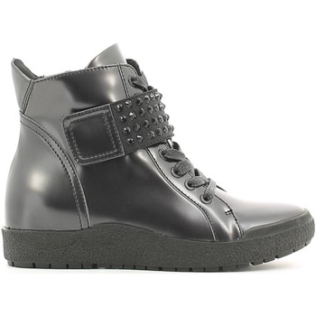 Shoes Women Mid boots Café Noir XG901 Sneakers Women Nero