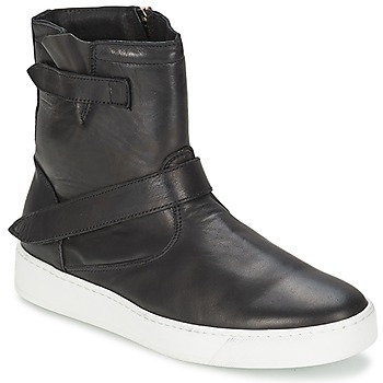 Shoes Men Mid boots Ylati CAPPELLA Black