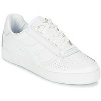 Shoes Low top trainers Diadora B.ELITE White