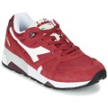 Shoes Low top trainers Diadora N9000 III Red