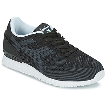 Shoes Low top trainers Diadora TITAN WEAVE Black