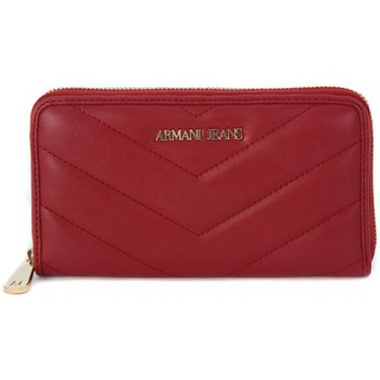 Bags Women Wallets Armani jeans WALLET BORDEAUX Multicolore