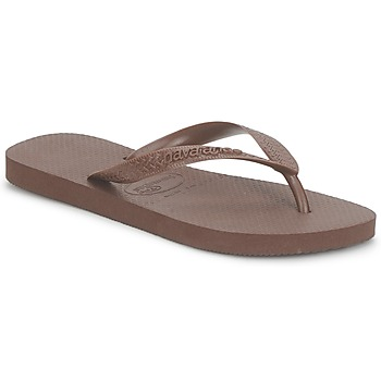 Shoes Flip flops Havaianas TOP Dark Brown
