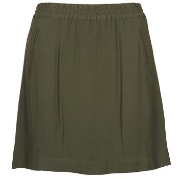 Clothing Women Skirts Stella Forest BJU021 KAKI