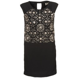 Clothing Women Short Dresses Stella Forest BRO040 Black