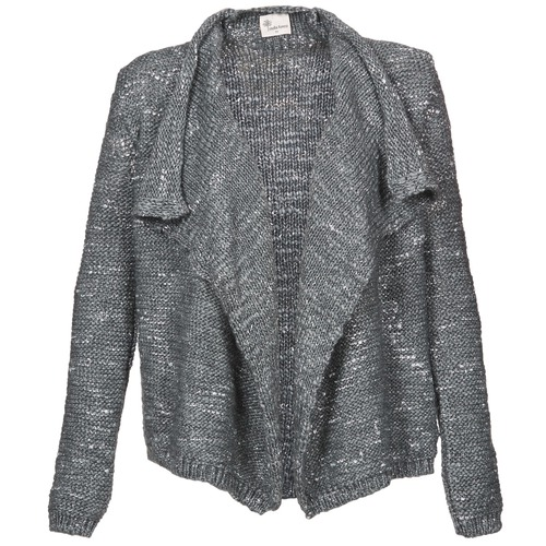 Clothing Women Jackets / Cardigans Stella Forest BGI002 Grey