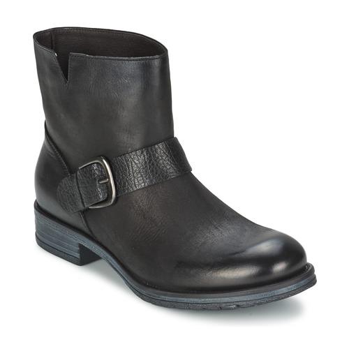 Shoes Women Mid boots Café Noir ROSAS Black