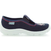 Shoes Boy Slip ons Befado Auto Navy blue