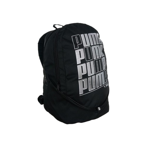 Bags Men Rucksacks Puma Pioneer Black