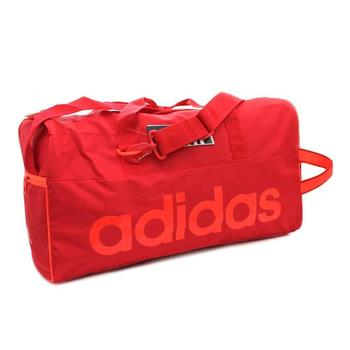 adidas  Lin Per TB S  mens Travel bag in red