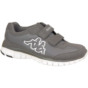 Shoes Men Low top trainers Kappa Sylwester II K Grey