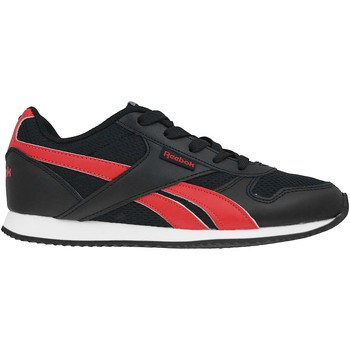 Shoes Girl Low top trainers Reebok Sport Royal Cljogger Black