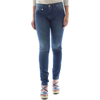 Clothing Women straight jeans Nero Giardini P664300D Jeans Women Blue Blue