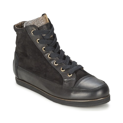 Shoes Women Hi top trainers Tosca Blu BANGKOK Black