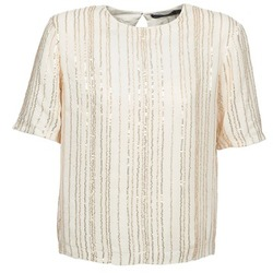 Clothing Women Tops / Blouses Antik Batik ROMINA Cream