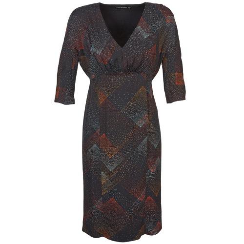 Clothing Women Short Dresses Antik Batik ORION Black