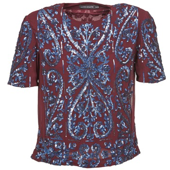 Clothing Women Tops / Blouses Antik Batik NIAOULI Bordeaux