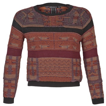 Clothing Women jumpers Antik Batik AMIE Rust
