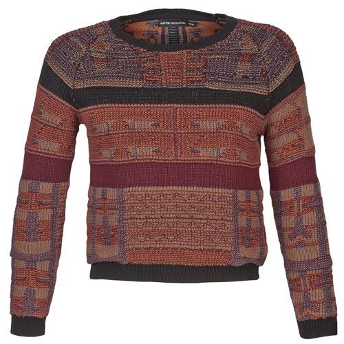 Clothing Women jumpers Antik Batik AMIE Rust