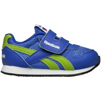 Shoes Boy Low top trainers Reebok Sport Royal Cljogger KC Green-Blue