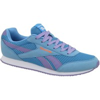 Shoes Boy Low top trainers Reebok Sport Royal Classic Jogger 2 Blue