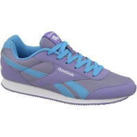 Shoes Women Low top trainers Reebok Sport Royal Classic Jogger 2 Violet