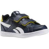 Shoes Men Low top trainers Reebok Sport Royal Prime Navyyellow Sparkw Navy blue