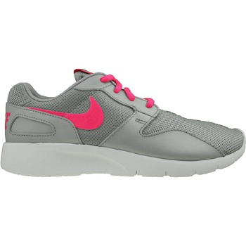 Shoes Children Low top trainers Nike Kaishi GS Pink-Grey-White
