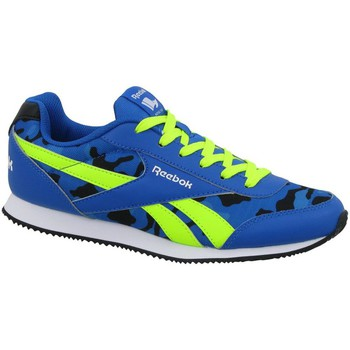 Shoes Women Low top trainers Reebok Sport Royal Classic Jogger 2 Green-Blue