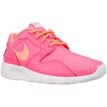 Shoes Boy Low top trainers Nike Kaishi GS Pink