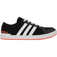 Shoes Men Low top trainers adidas Originals Skool K Orange-Black-White