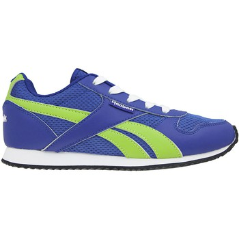 Shoes Boy Low top trainers Reebok Sport Royal Cljogger Blue