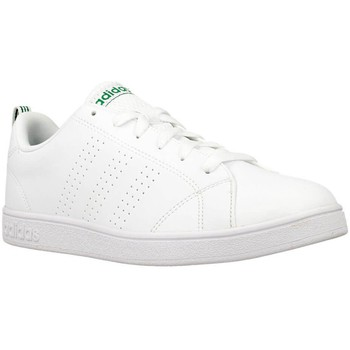 Shoes Men Low top trainers adidas Originals VS Advantage Green-White