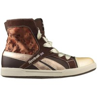 Shoes Boy Hi top trainers Reebok Sport Popularity Contest Golden-Brown