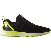 Shoes Men Low top trainers adidas Originals ZX Flux Adv Black