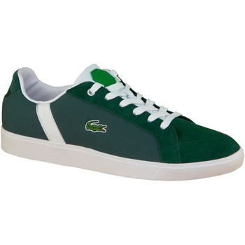 Shoes Men Low top trainers Lacoste Renard Trib Green