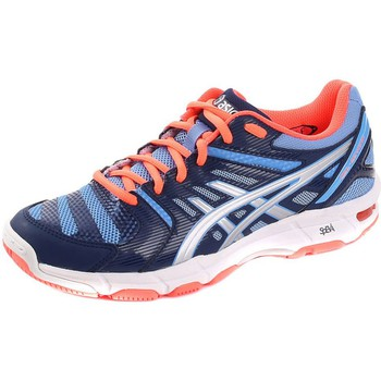 Shoes Women Indoor sports trainers Asics Gelbeyond 4 4793 Navy blue