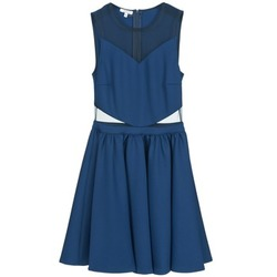 Clothing Women Short Dresses Brigitte Bardot BB45080 Blue