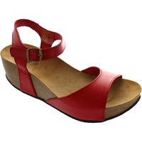 Shoes Women Sandals Oxygen Malaga Red