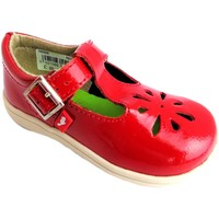 Shoes Girl Flat shoes Chipmunks Trixie Red