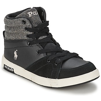 Hi top trainers Ralph Lauren TALCOTT HI ZIP