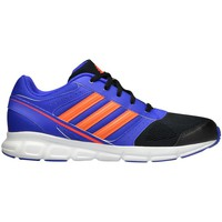 Shoes Men Low top trainers adidas Originals Hyperfast K Black-Orange-Violet